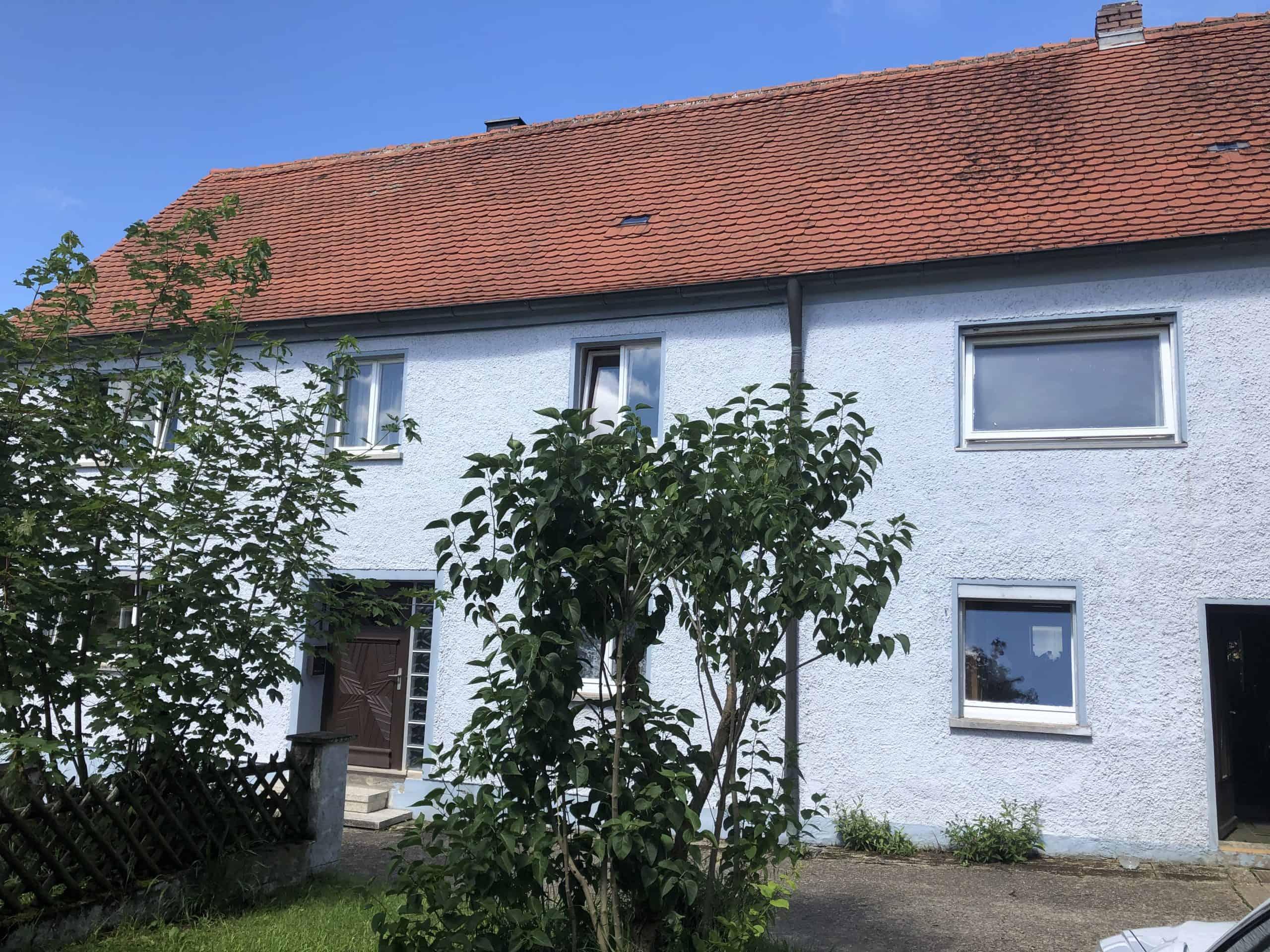 Ehemaliges Landwirtschaftliches Anwesen in Heidenheim / OT